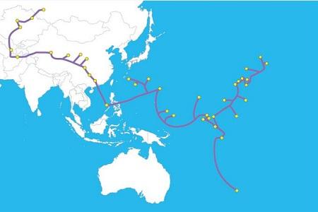 越南四大主要海底光缆概述